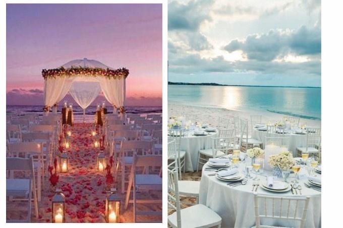 Dekorasi Pernikahan Dekorasi Pantai 2 Pict