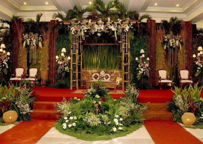 Dekorasi Pernikahan Tema Adat Sunda Pict